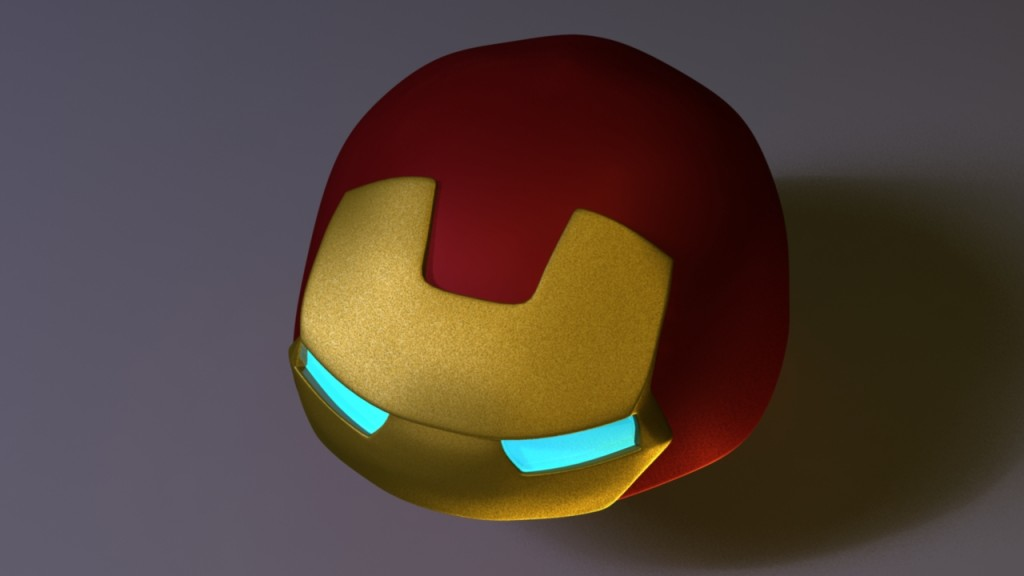 ironman-bike helmet-3d-render3